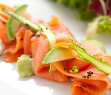 Food & Wine Seafood Chowder